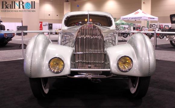 1 Bugatti Front