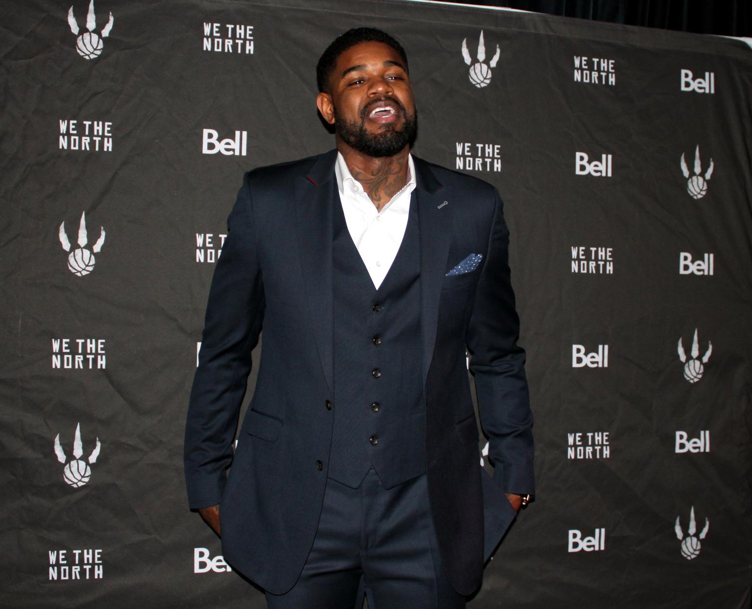 Amir Johnson Suit
