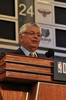 NBA Draft 2010 Gallery