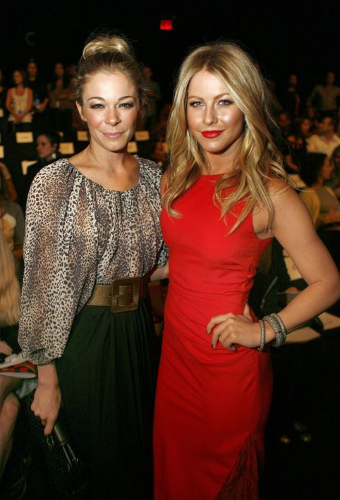 Ann Rimes and Julianne Huf copy