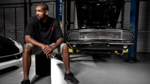 Tim Duncan Car Collection