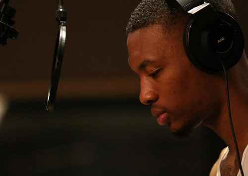 Exclusive Interview with Damian Lillard