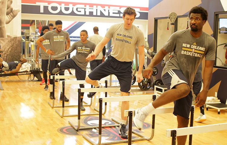 NBA Training Camp