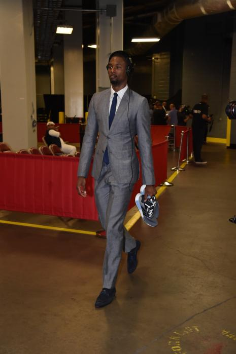 NBA Playoff Fashion