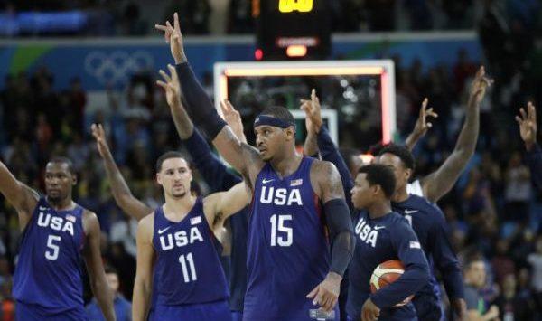 US Men in Rio
