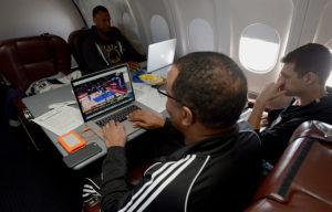 NBA Planes