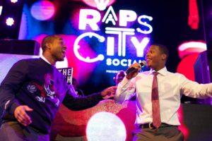 Raps City Social