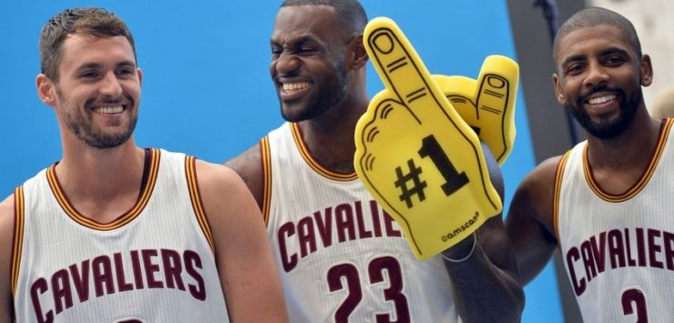 Who Can Beat the Cavs?