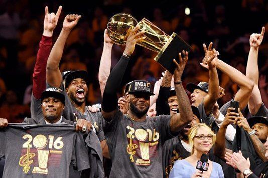 Top NBA Moments of 2016