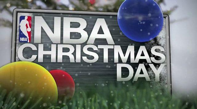NBA Christmas Day Match-Ups