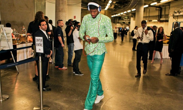 NBA 2016 Fashion