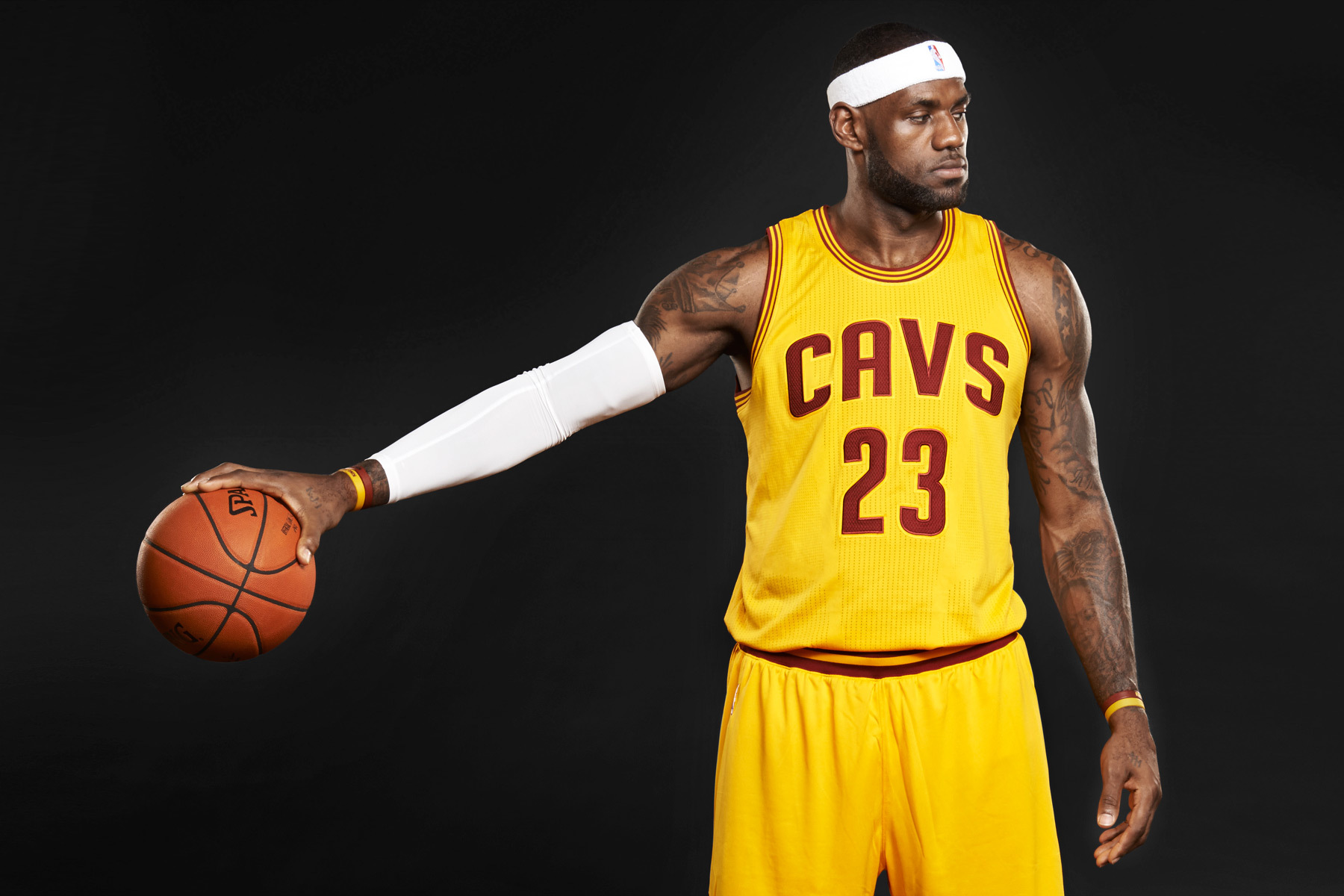 A Case For LeBron James BallNRoll