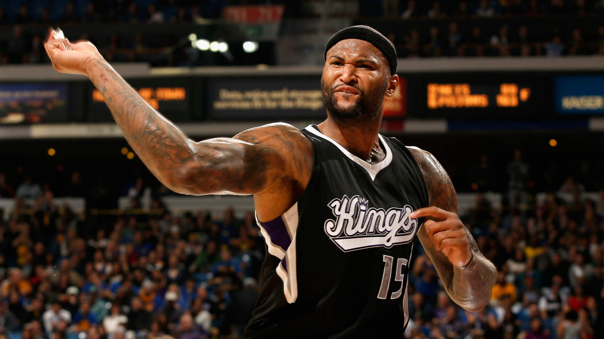 Should Boogie Stay in Sacramento?