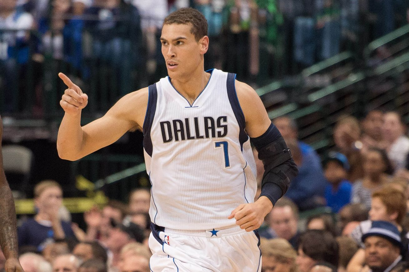 Exclusive Interview with Dwight Powell