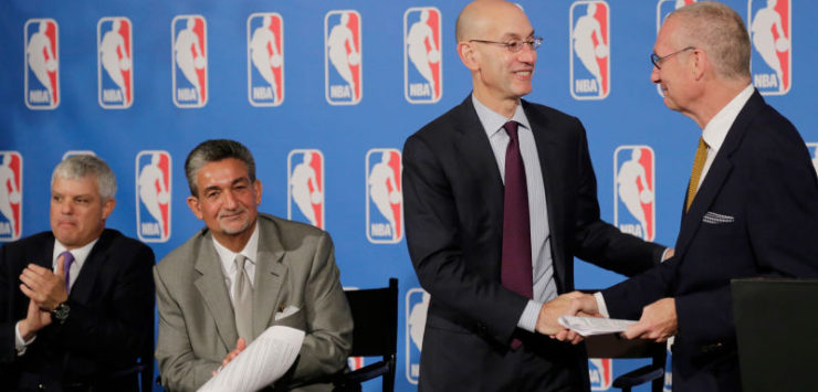NBA Pleased in First Year of New TV Deal