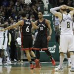 Raptors Eliminate Bucks