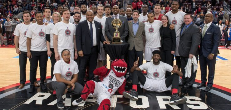 Raptors 905 Advance to Finals