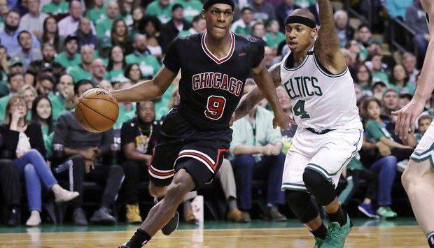 Bulls Lose Rondo Indefinitely