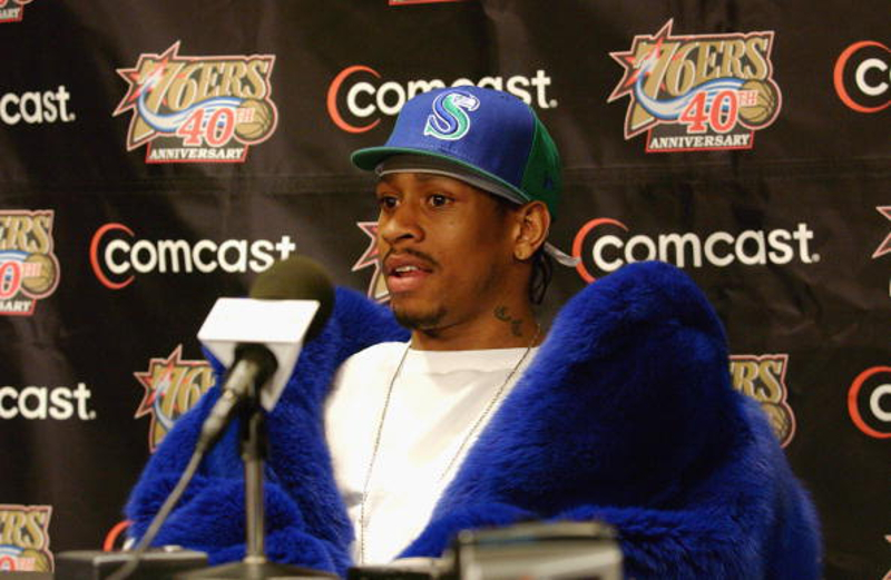 NBA Fashion Icons
