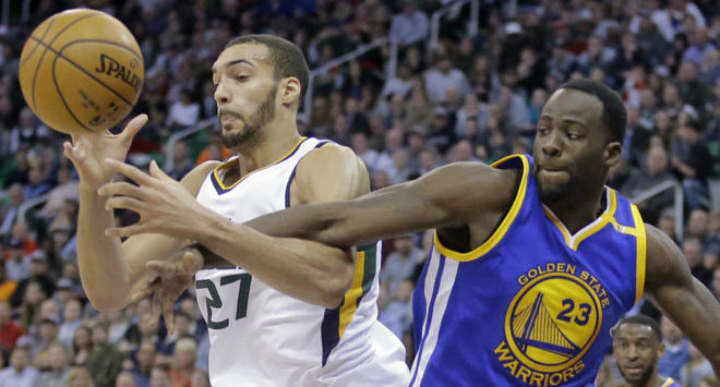 Warriors Sweep Jazz