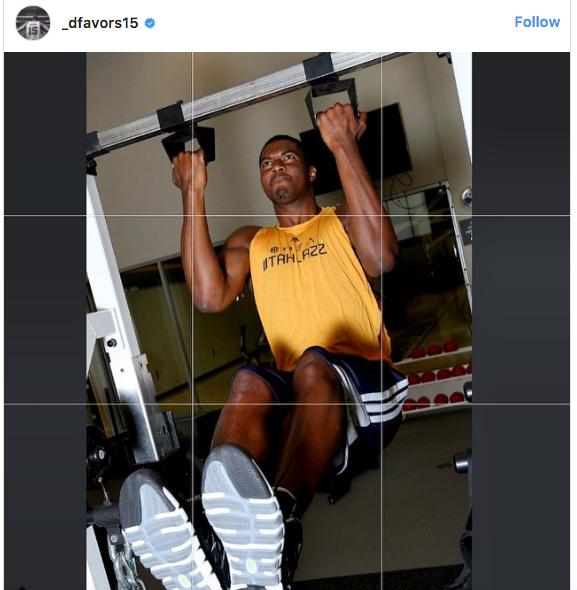 NBA Playoff Workouts