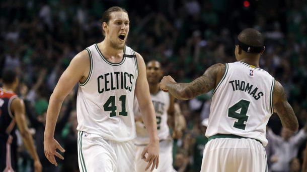 Celtics eliminate Wizards in Game 7