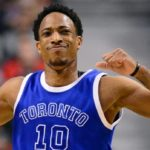 DeRozan on All-NBA Team