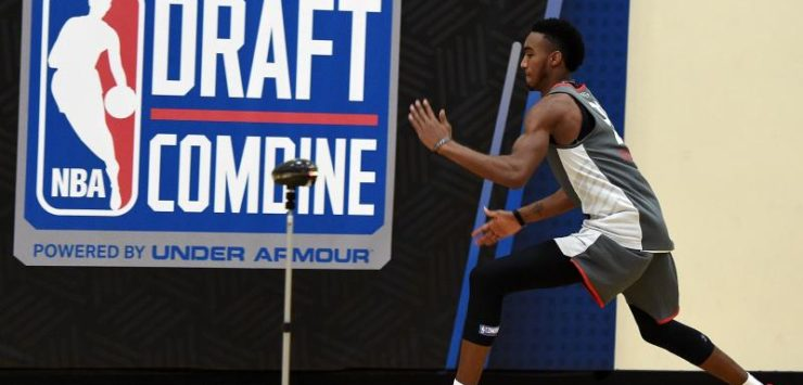 NBA Draft Combine Workouts