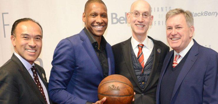 Diversity Report NBA 2017