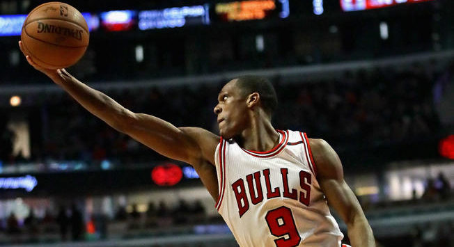 Rondo Waived by Bulls