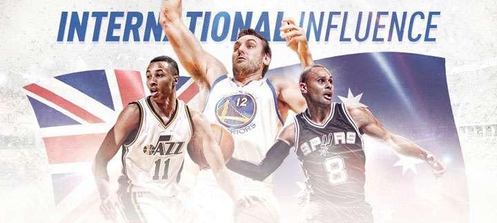 NBA to Australia