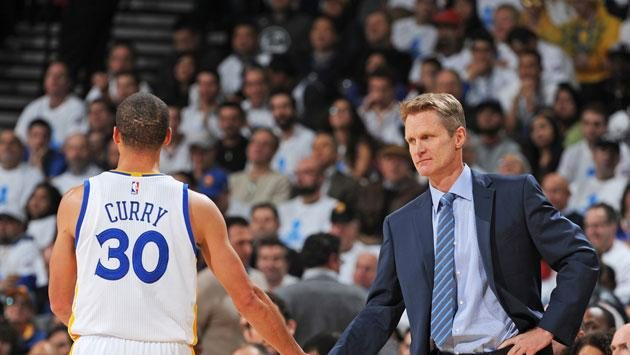 Kerr Back for Game 2?