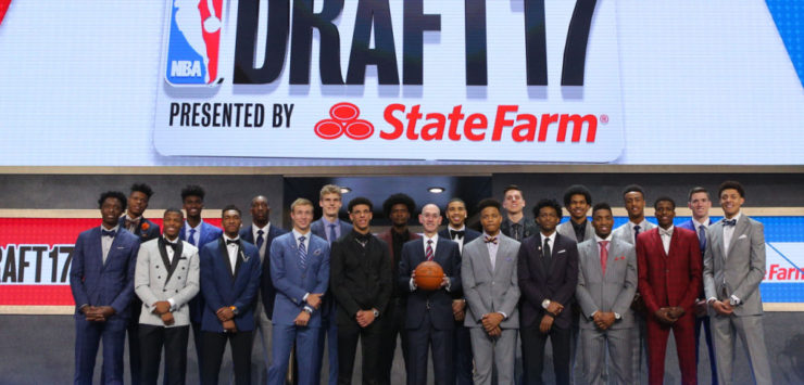 NBA Draft Fashion 2017