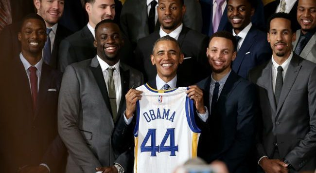 Warriors not to visit White House?