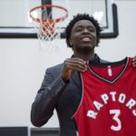 Anunoby to the 6ix