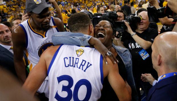 Warriors win Title again!