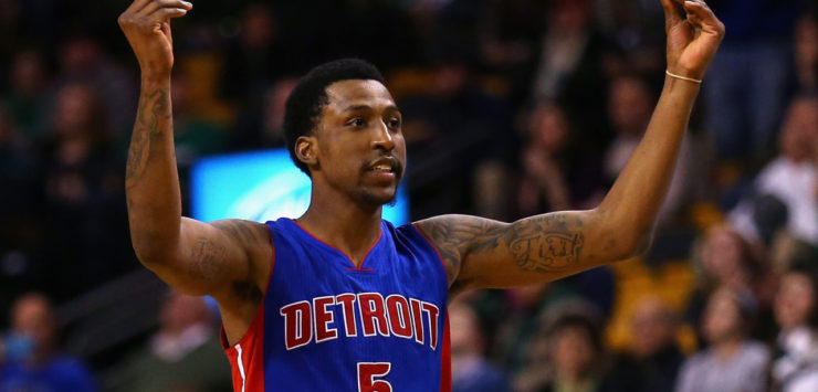 Caldwell-Pope Suspended