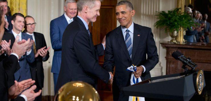 Silver Responds to White House Snub