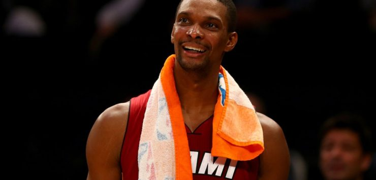 Bosh Waived by Heat