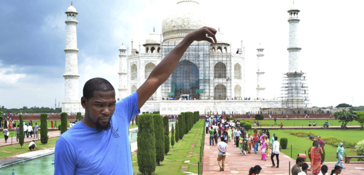Durant Sets Guinness World Record