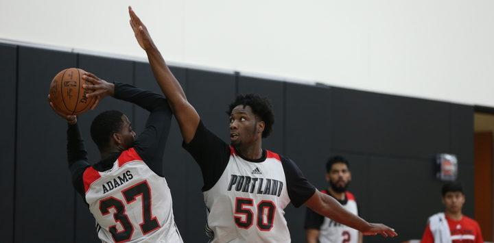 NBA Summer League Grind