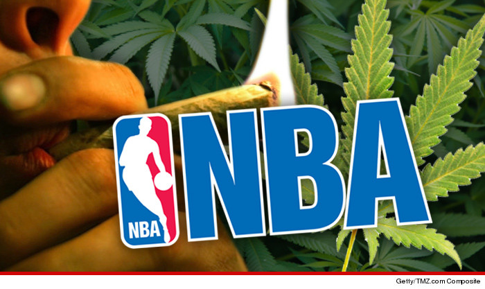 Legalize Weed in NBA