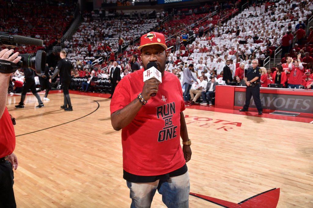 Celebrity NBA Fans