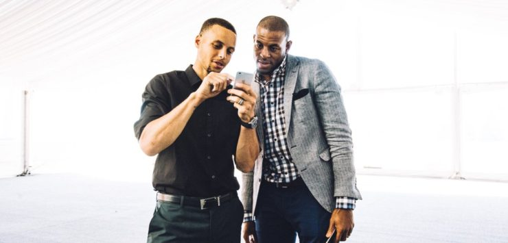 Iggy + Curry Players Tech Summit