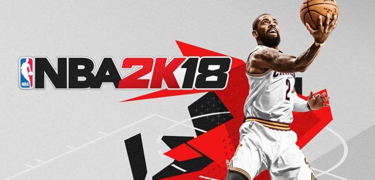 NBA 2K18 Too Real