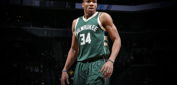 Giannis Looking for Shoe Deal