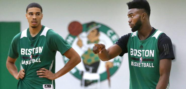 Cavs, Celtics Trying to Rework Trade