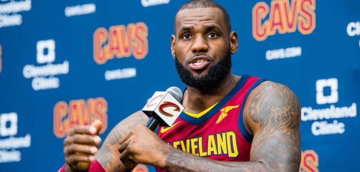 Media Day Around NBA 2017