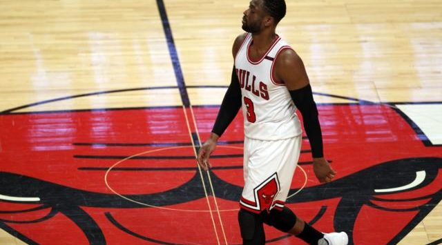 Wade Bought Out By Bulls