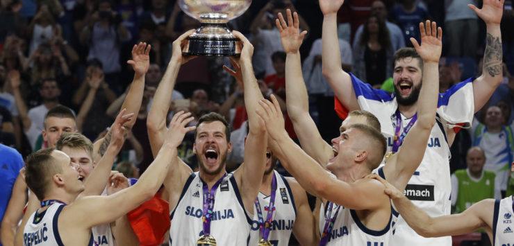 Slovenia Wins EuroBasket Gold